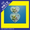 3D cartoon pvc fridge magnet