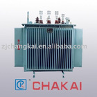 10kV, S9 ,3 phase oil immersion power transformer