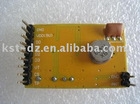 superheterodyne ASK receiver module