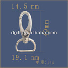 Fashion high quality metal swivel clip