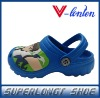 cartoon kids eva clog shoes