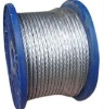 ZINCH DIAMETER ROPE,STAY WIRE,WIRE ROPE SLING,STEEL WIRE ROPE PRICE,ROPE WIRE,STEEL CABLECHINA MANUFACTORY SUPPLIER