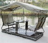 2012 Top Selling Modern And Popular Swing Chair For Four People