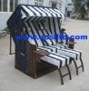 roofed beach chair