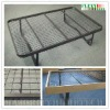 Mesh Bed frame for school or hotel steel bed frame (bed stead)