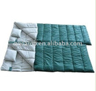 Outdoor sleeping bag/envelope sleeping bag/campig sleeping bag