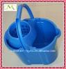 plastic mop wringer bucket