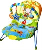 Adjustable Monkey Fishing Baby bouncer with plush toys