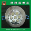 Hot sale high power 7W cree LED celling light