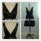 black and blue wedding dresses red organza prom dress black lace evening dress short