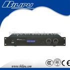 Professional class D audio amplifier
