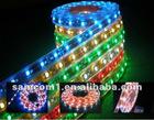 Full color chasing light 5050 flexible led strip light