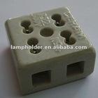 100A 2Wire 9Holes ceramic terminal block