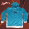 hot sale sublimation polyester hoody sweatshirt