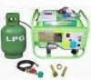 1.1KW Protable LPG Generator