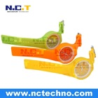 Round Dial Silicone Jelly Watch