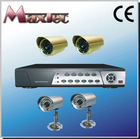 4CH H.264 cctv security camera dvr kit