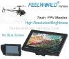 """FEELWORLD 7"""" HD FPV Monitor w/ Sun Hood FW769A"""