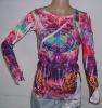 2010 women's fashion t-shirt
