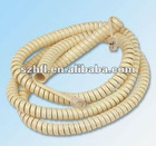 50 Foot Ivory Telephone Cord