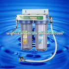 Double pure water filter