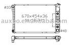 automotive radiator(suitable for: G Series Vans/Cutlass AT)