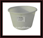 200L large stackable plastic buckets