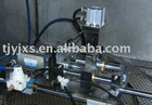 Rubber tube pressure resistance test rig