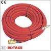 """Rubber Hose with 1/4"""" Double Male Fitting RH-20501.2"""