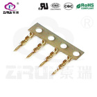 JAE1.0 mm pitch brass male crimp terminal