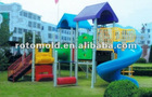 2012 TOP Sale Rotational Durable&rotational toy;factory manufacturer; House park toy