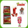 strawberry instant fruit powder drink