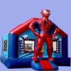 Hot inflatable sipder-man bouncer castle