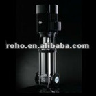Light vertical multistage centrifugal pump