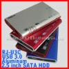 """2.5"""" SATA usb 3.0 external enclosure"""