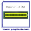character lcd 40x2 . LCD/LCM display modules