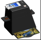 Black Fast portable iphone4/4s Photo film Scanner valuable products