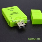 Multi in one USB card reader for SD TF MS MMC M2