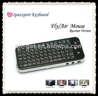 ipazzport air fly mouse remote control keyboard