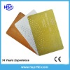 Pre printing RFID 13.56mhz S50 Smart Card with metallic color