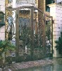 New design hand-made wrought iron control gate,gate,fence gate