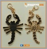 Fashion accessories metal alloy decorations manufacturer