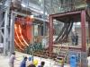 steel continuous casting machine