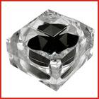 Acrylic jewelry packaging box