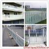 Plastic palisade fencing