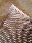 aISI 316 perforated plate, aISI 316 wire mesh, aISI 304 wire mesh