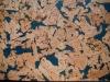 cork wall tile/cork wallpaper