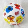 promotional cartoon football for children