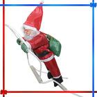 christmas santa climbing ladder,Christmas Ornament