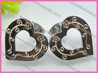 Fabulous heart shape flower 2013 earrings jewelry